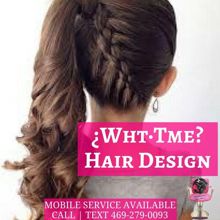 16 Best Whttme Hair Design Images On Pinterest Hair Designs
