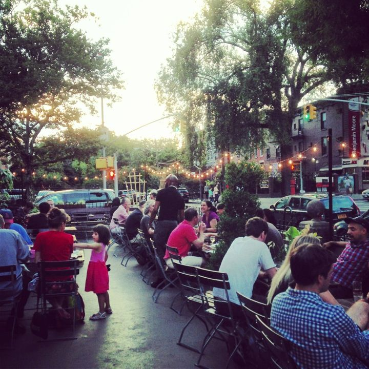 Goldenrod Beer bar, Beer garden, Outdoor