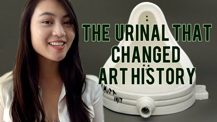 How a Urinal Changed Art History // Marcel Duchamp Fountain