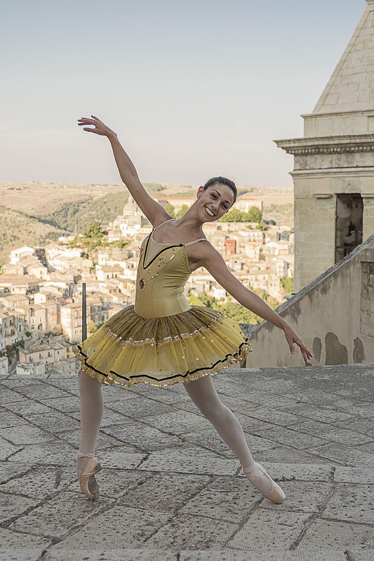 in Harmony - la Danza Classica in un contesto Barocco come Ragusa Ibla...