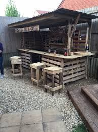 Prentresultaat vir cheap diy ideas to build a tuck shop with pallets and sink