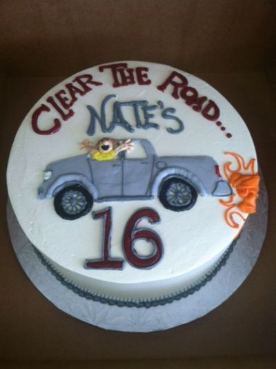 16th Birthday Cakes on Pinterest