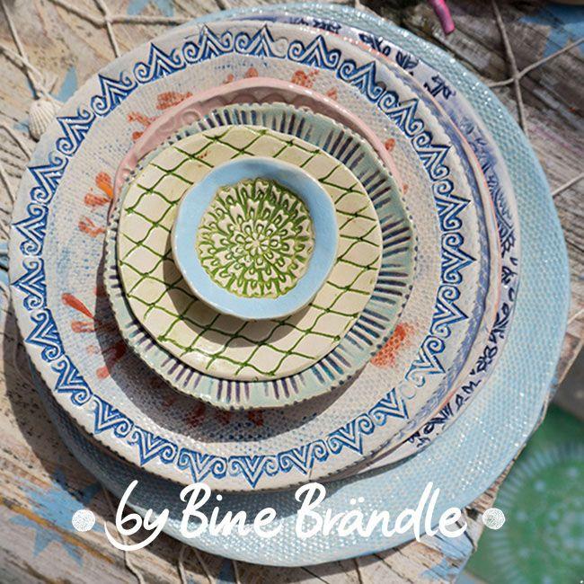 176 besten bine br ndle meine t pfer ideen diy keramik bilder auf pinterest. Black Bedroom Furniture Sets. Home Design Ideas