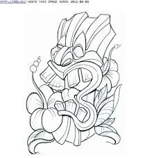 coloring pages of tikis - photo#19