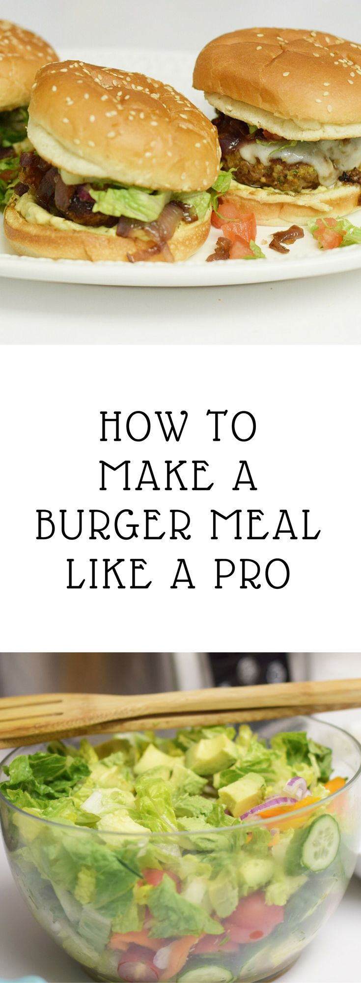 On Fridays we like to order take out but every now and then I like to make burgers or pizza to celebrate the start of the weekend. Here is how we do burger night at home. via @spoonsstilettos