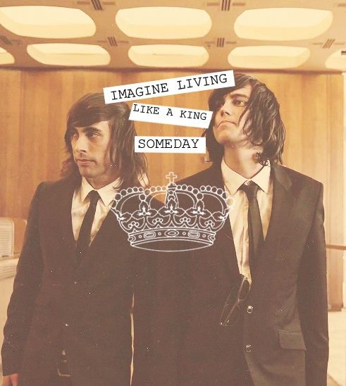 love this song... King for a Day Pierce the Veil and Kellin Quin