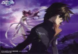 KiraxLacus Ending Scene from Gundam Seed Destiny
