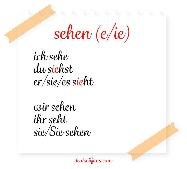 56 besten Grammatik Bilder auf Pinterest | Grammatik, Deutsch lernen ...