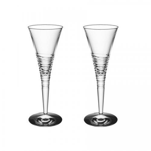 Jasper Conran Strata Champagne Flute Pair