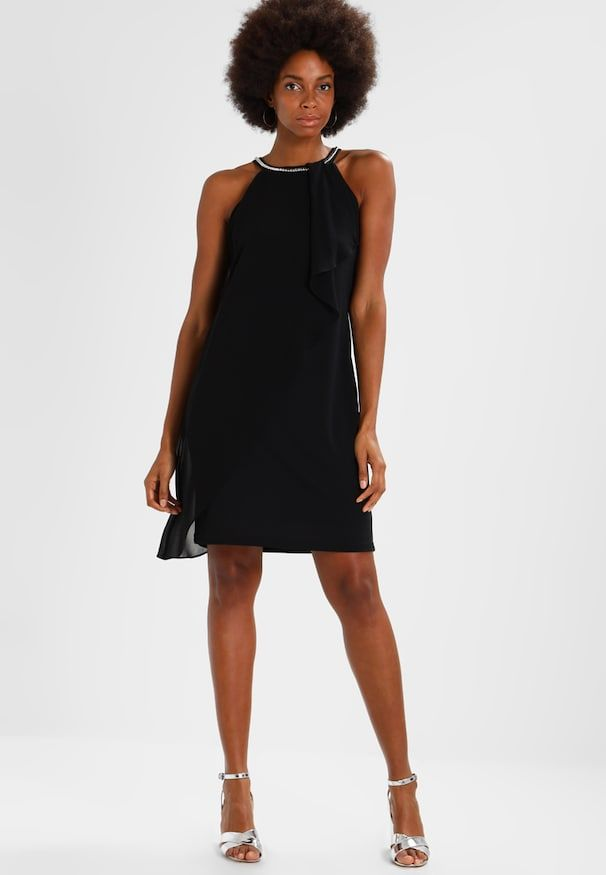 e4463688298af3 ASYMMETRIC - Cocktailkleid/festliches Kleid - black | shop | Dresses ...