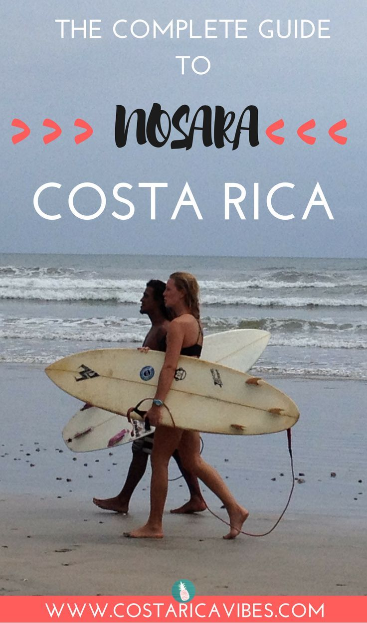 A complete guide to Nosara, Costa Rica including transportation info, fun activities, cool hotels, and the best restaurants for budget travelers.
