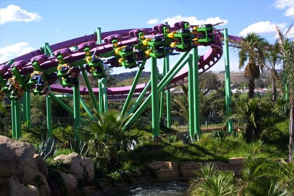 The world famous, yet uniquely South African Gold Reef City Theme Park has got something for everyone. The park is known for its thrilling rides where you are propelled at frightening speeds! Adrenaline junkies are sure to find what they're looking for. The park also has an animal petting zoo, a 4D theatre, and a Putt-Putt course.  Image from: Gauteng.net