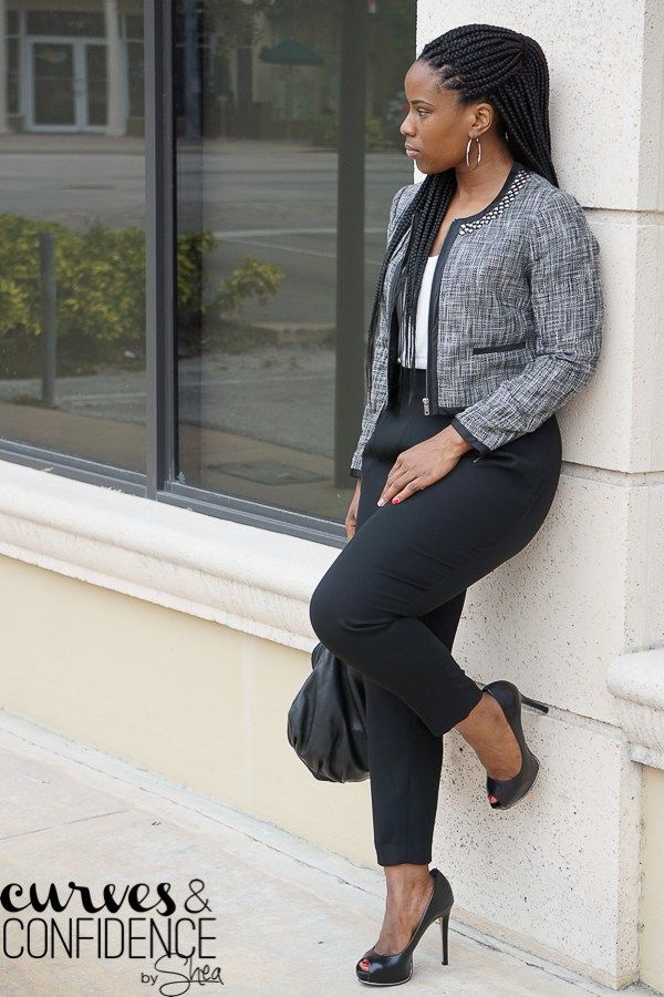 | Blazer – HM | Pants – H&M | Tank – Target | Pumps – Guess | Purse c/o Hayden Harnett | I had an epic non-scale victory a few weeks ago! I walked into H&M just to browse around the store and I saw …