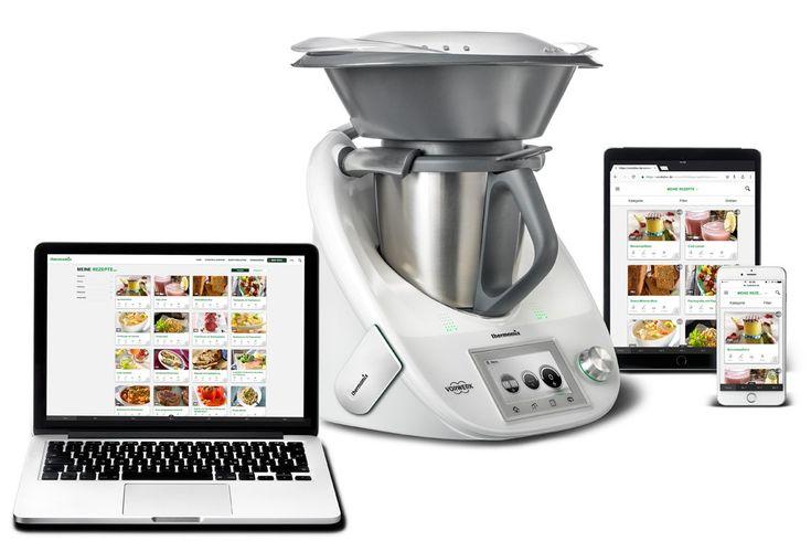Ihr Thermomix ® TM5, tausende kreative Thermomix ® Rezepte auf Cookidoo ®, Ihr Cook-Key ® – und Sie: So werden Sie ein echt geniales Küchen-Dream-Team!