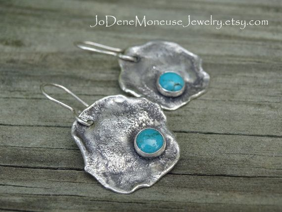 Reticulated sterling silver by JoDeneMoneuseJewelry on Etsy