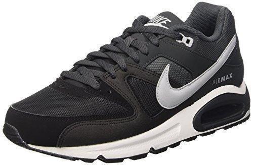 Oferta: 130€ Dto: -1%. Comprar Ofertas de Nike Air Max Command, Zapatillas de Running Para Hombre, Gris / Negro / Blanco (Black / Wolf Grey-Anthracite-Wht), 42 1/2 EU barato. ¡Mira las ofertas!