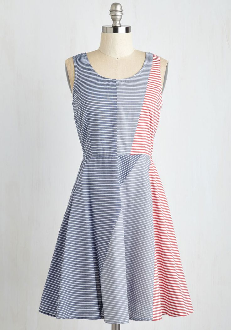 Belle of the Barbecue Dress, @ModCloth
