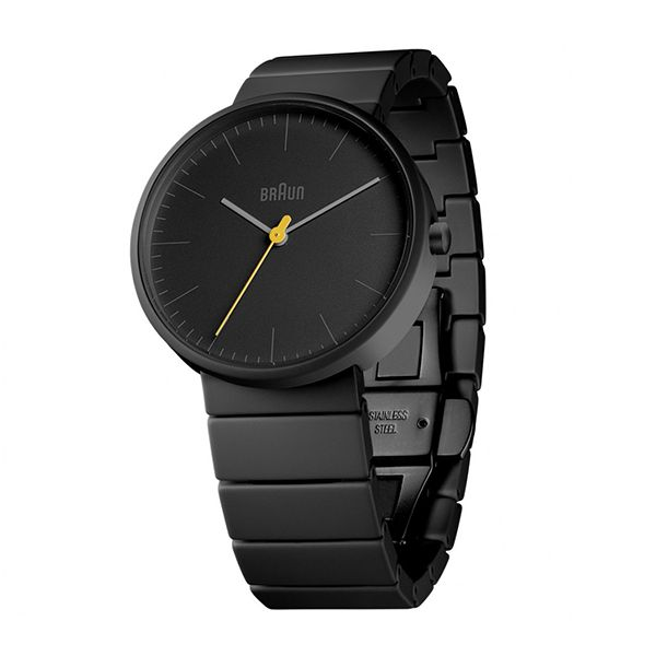 Buy your Braun BN0171BKBKG® Watch from an authorised retailer with free worldwide delivery. October 2016 collection and 5% off your first order