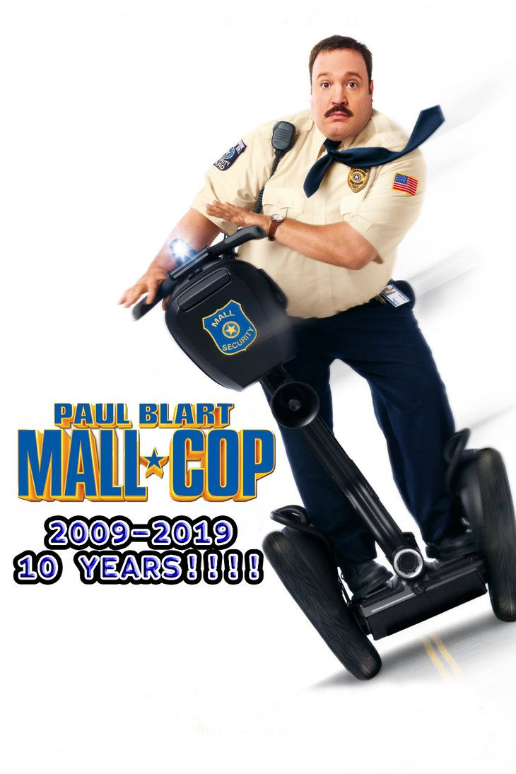 PAUL BLART MALL COP 2 PC NAME BADGE /& BUTTON PROP HALLOWEEN COSTUME MAGNET BACK