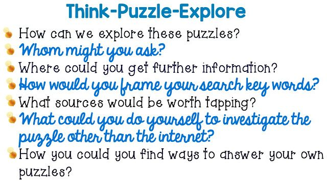 Kids don't always understand how they should be thinking about what they learn in order to really analyze and understand the information. This post, which tells you how to make thinking visible, provides several fun activities that you can do with your class to help them better understand their learning. Click through to read the whole post!