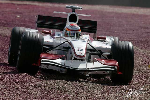 2006 GP Australii (Albert Park) Super Aguri SA05 - Honda (Yuji Ide)