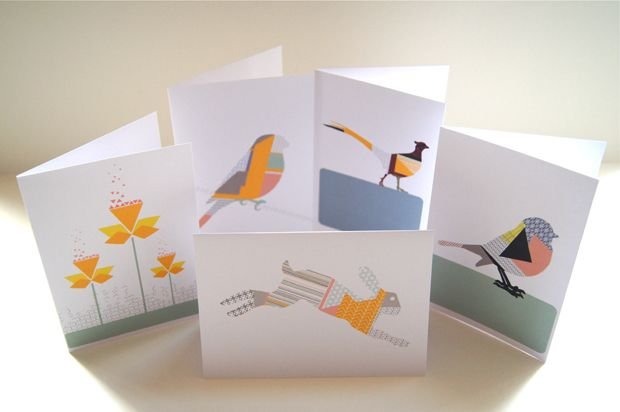 Lucy Porter Greeting Card Designs
