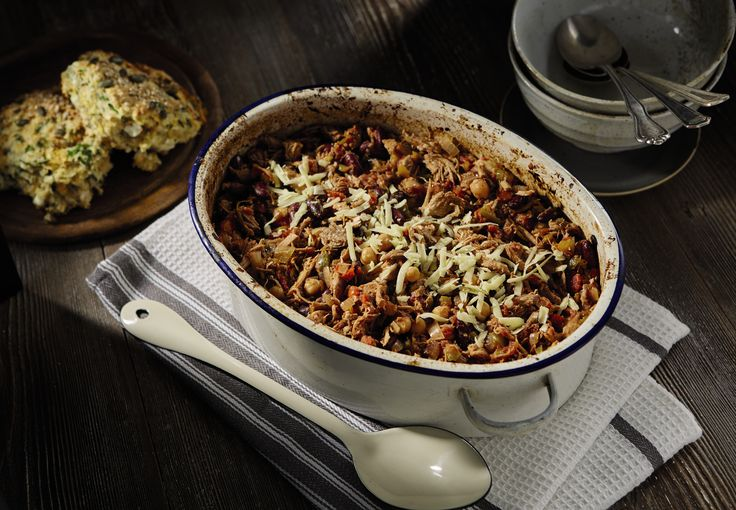 Feeling the chill? This chilli is the perfect dish to warm you and the whole family up! #Recipe