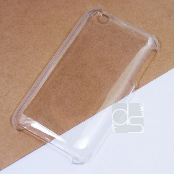 Apple iPhone 3 G 3G S 3GS 3S 3rd Gen Case Blank by DisegnoShop, $3.99