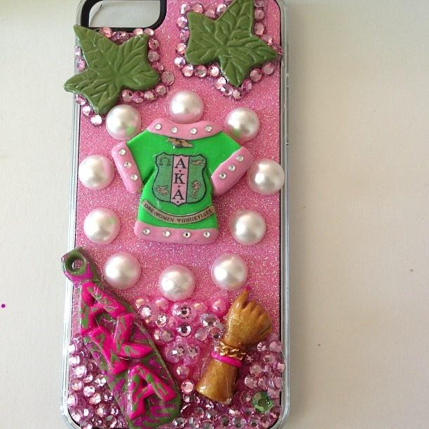 Alpha Kappa Alpha Phone Case Love My Aka Pinterest