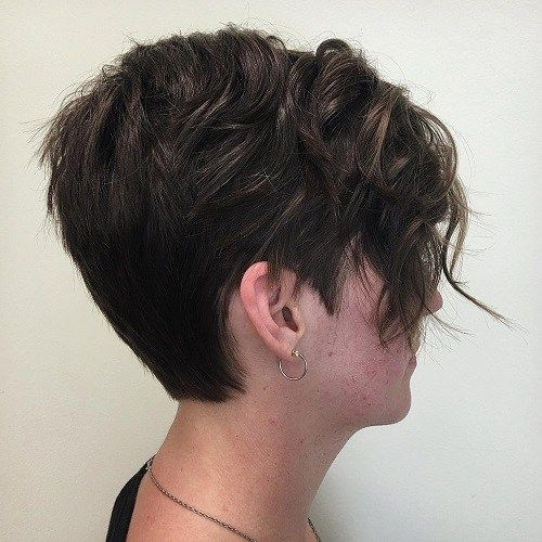 cool hair style for 17 best ideas about choppy bobs on 4534