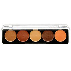 MAKE UP FOR EVER - 5 Camouflage Cream Palette  #sephora | contour n highlight here i come!