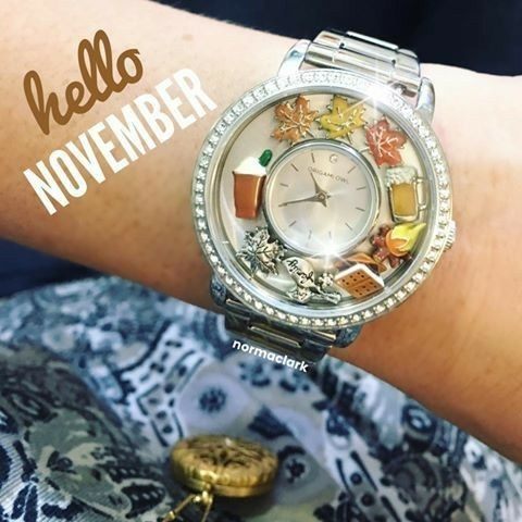 Check out the gorgeous, new Origami Owl Fall + Winter Collection - Origami Owl, Swarovski, Fall, Winter, accessories, jewelry, lockets, charms, personalized gifts, charm watch, silver bar locket