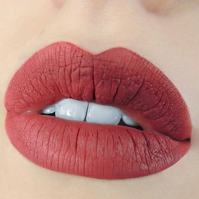 Gorgeous Autumn Timber From Flormar Silk Matte Liquid Lipstick