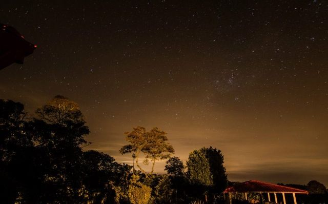Coffee triangle, Colombia. And the land of mountain and stars.