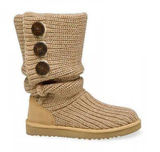 UGG Classic Cardy 5819 Boots Oatmeal : Cheap Uggs boots on sale,discount Uggs boots outlet free shipping