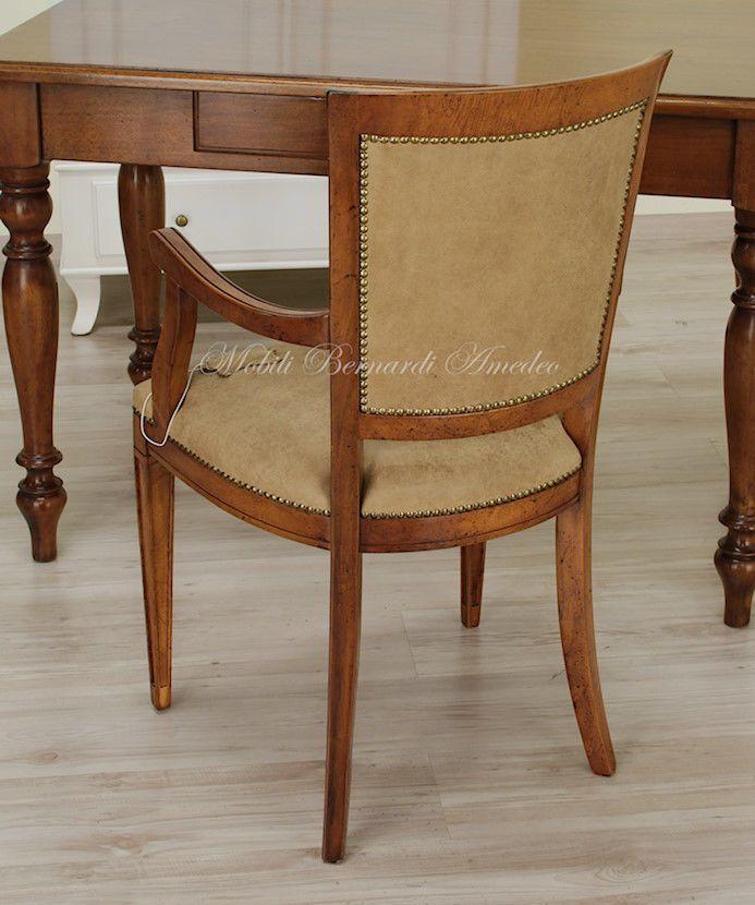 Scrittoio con sedia