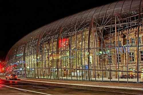 Gare du Strasbourg, France