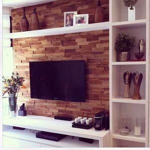 Inspirações do Pinterest de sala de estar | Jeito S
