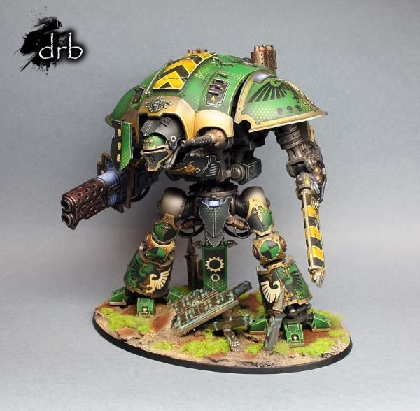 Imperial Knight - Forum - DakkaDakka | Post for the post god!
