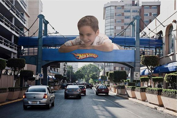 55 Creative and Amazing Outdoor Advertisements