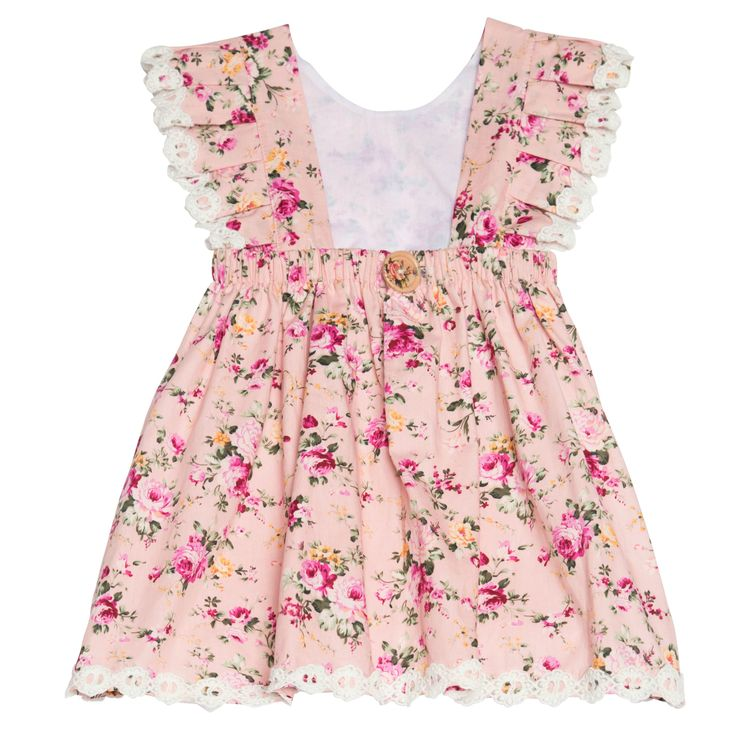 ju ju Creations spring summer 14/15 collection - the Minny Pinny #dress #
