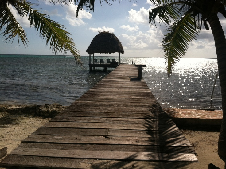 Akbol Yoga Retreat in San Pedro, Belize.    #SanPedro #Belize #Yoga #Beach