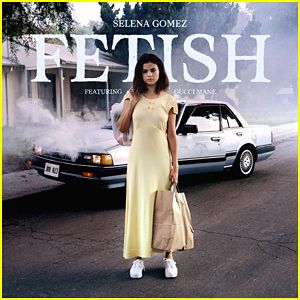 Selena Gomez Will Team Up With Gucci Mane on 'Fetish' Single