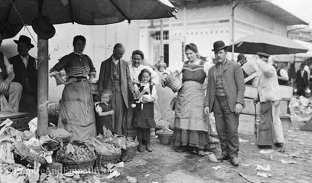 Vintage Photographs of Vienna 1909