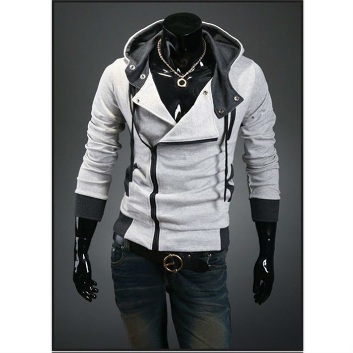 Men's Assasin's Creed Style Hoodie