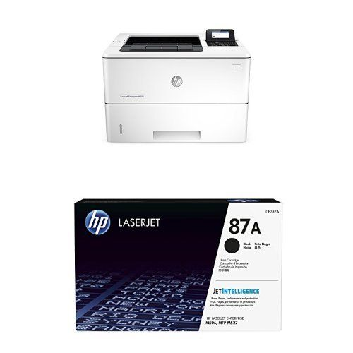 HP LaserJet Enterprise M506dn Printer and Black Toner Bundle - Equipment Bill Of Sale