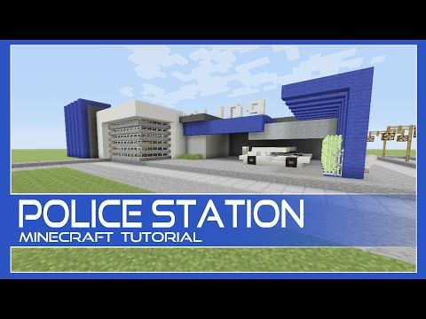 http://minecraftstream.com/minecraft-tutorials/police-station-tutorial-minecraft-xboxplaystationpepcwii-u/ - Police Station Tutorial Minecraft Xbox/Playstation/PE/PC/Wii U  In this video we will be showing you how to make a Police Station in Minecraft! ————————————————— My Twitter – https://twitter.com/bean_on_a_board Instagram –...