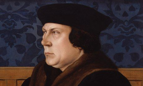 Hilary Mantel tantalises eager readers with Thomas Cromwell pen portrait