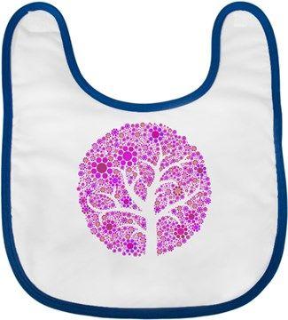 Ayşe Kıyas - Hipi Ağaç - Kendin Tasarla - Bebek Önlüğü