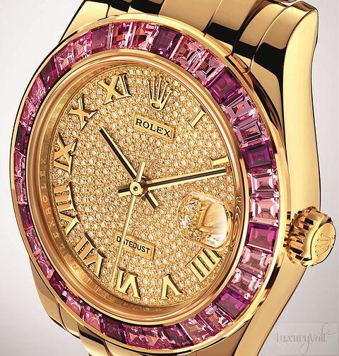 Basel Ladies Watches 2014: Patek Philippe, Omega, #Rolex2014 http://luxuryvolt.com/2014/03/basel-ladies-watches-2014-patek-philippe-omega-rolex/